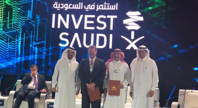 How Greenbrier's Saudi JV Will Expand Its Middle East Presence