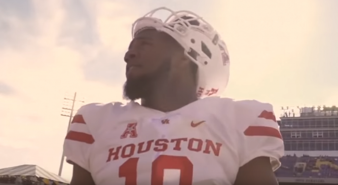 Ed Oliver Talks NFL Draft And The Future: 'I Want To See Everybody Do Great, Not Just Myself'