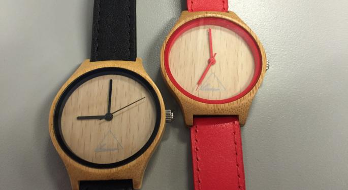 LunoWear's All-Natural Wrist Wear Crowdfunding Campaign Explodes On Indiegogo