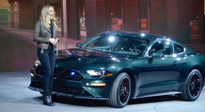 Ford Unveils New Mustang, Edge, Mid-Size Pickup And Updates On EV Lines