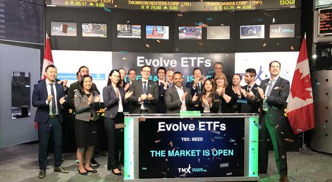 Discussing Canada's New US-Focused Cannabis ETF With Evolve Funds Group