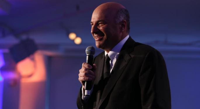 Kevin O'Leary On How His E-Commerce And Internet ETF Is Thriving In A Volatile Market