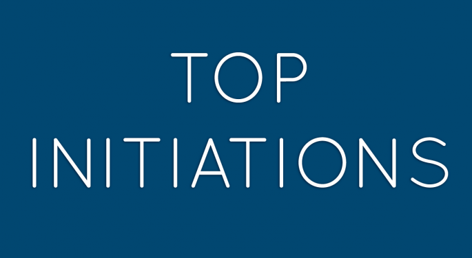 Benzinga's Top Initiations: 21Vianet Group Inc, Netflix & More