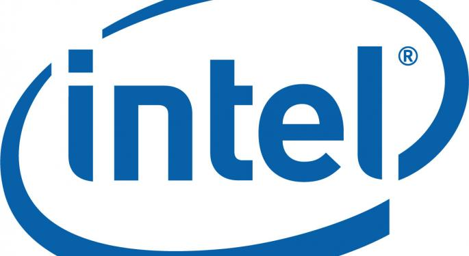 Intel CFO Expects Low Single Digit Revenue Growth for the 2013