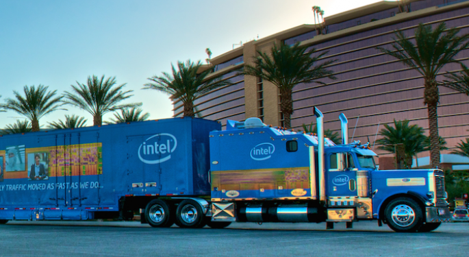 Morgan Stanley Is 'Increasingly Bullish' On The Server Cycle And Intel Could Benefit
