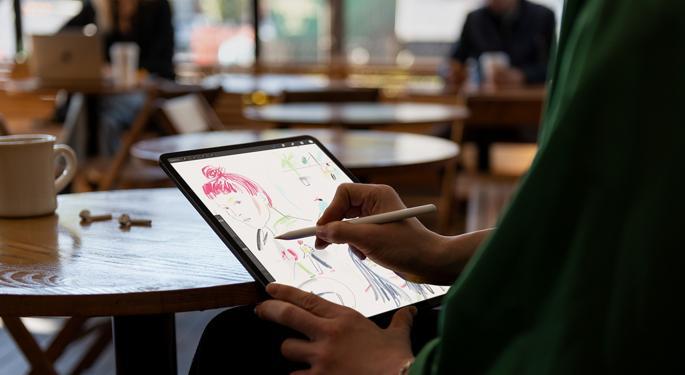 Wall Street Reacts To Apple's New MacBooks, iPad Pro