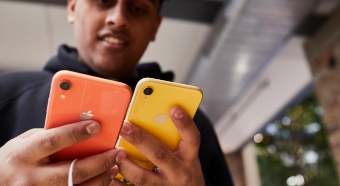 Rosenblatt Cuts iPhone Shipment Estimates On China Weakness