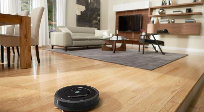 Analysts: iRobot Will Struggle Due To Trade Issues, Increasing Competition