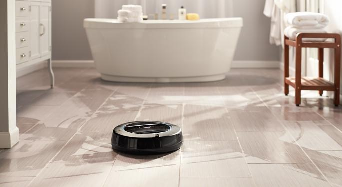 iRobot Rallies On Q2 Sweep