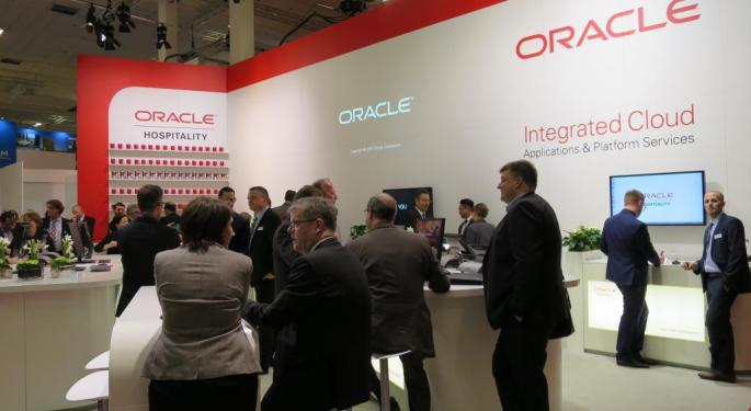 Oracle's Q1: Things To Like A Lot, Things To Like Less