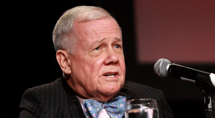 A Global Macro ETF Of ETFs Courtesy Of Jim Rogers