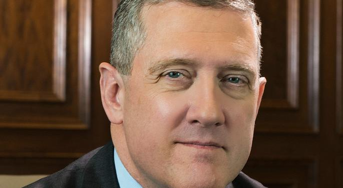 St. Louis Fed Chief Bullard Explains Objections To 0.25% Rate Cut