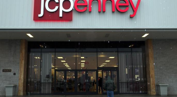 Sterne Agee CRT Upgrades JC Penney, Worth $13/Share
