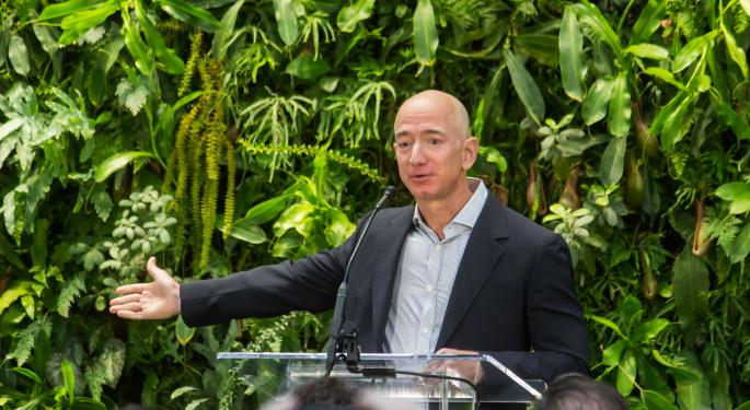 Bezos Purchases Jack Warner's Former Beverly Hills House For $165M In Record Deal