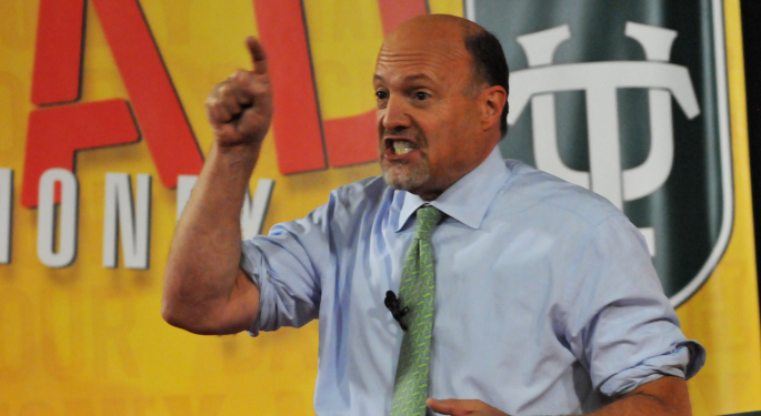This Hedge Fund Manager Said Jim Cramer Has A 'Barren Cranium'