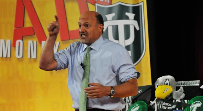 Jim Cramer: Maybe Investors Aren't Paying As Much For Corporate Earnings