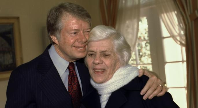 Jimmy Carter Boosts Social Media Buzz For Merck's Blockbuster Drug