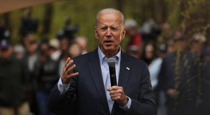 Joe Biden Realizes Anti-Marijuana Stance Is Politically Toxic, Now Supports Decriminalization