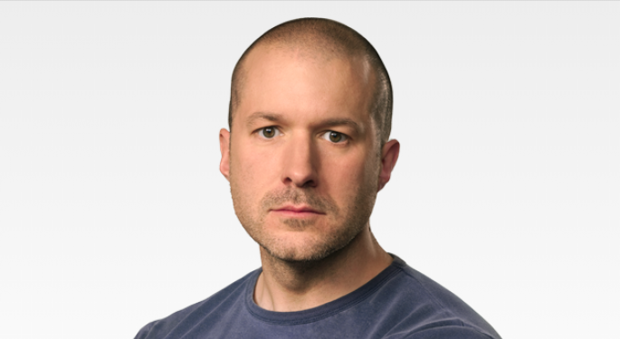 Jony Ive To Leave Apple, Start Own Creative Business