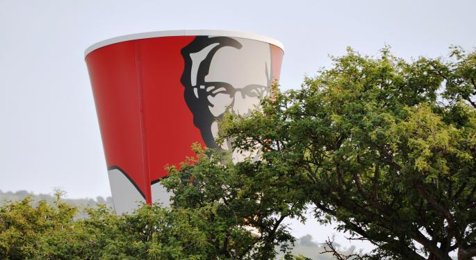 Yum Brands' Q2 In Line With Expectations, But Barclays Sees Chinese Headwinds