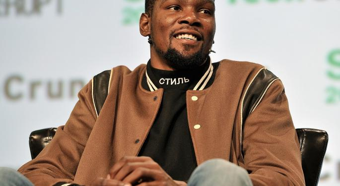 Canopy Rivers Adds Kevin Durant's Thirty Five Ventures To Strategic Advisory Board