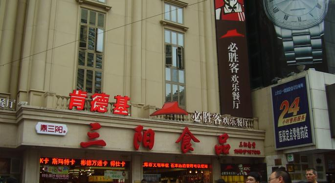 Yum Brands Investors Focusing On Weak China Comps In Q3