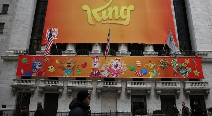 King Digital Tests The Next Iteration Of 'Candy Crush' Earlier Than Expected