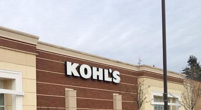 Kohl's Reports Q2 Earnings Beat