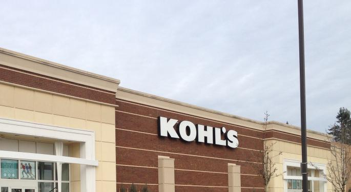 Kohl's CEO: While Competitors Are Closing Stores, We Are Investing In Ours