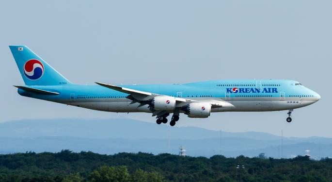 Delta Ups Stake In Korean Air Parent