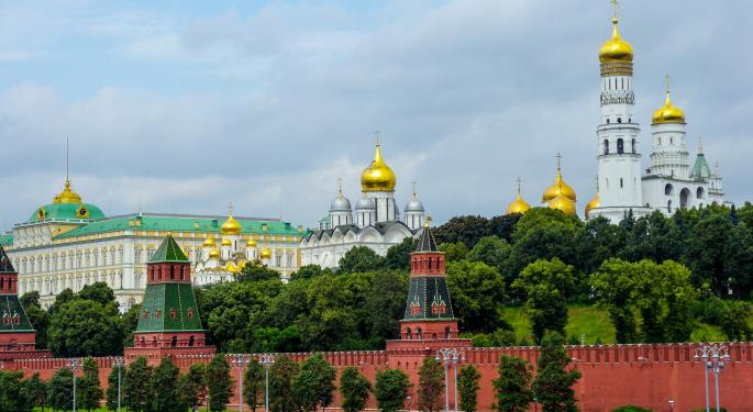 Some Good News For The Russia ETF