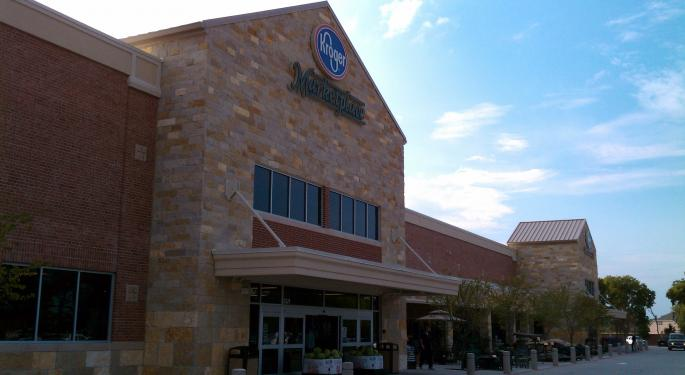 Ahead Of Kroger's Q4 Report, Two Key Questions From Loop Capital Markets