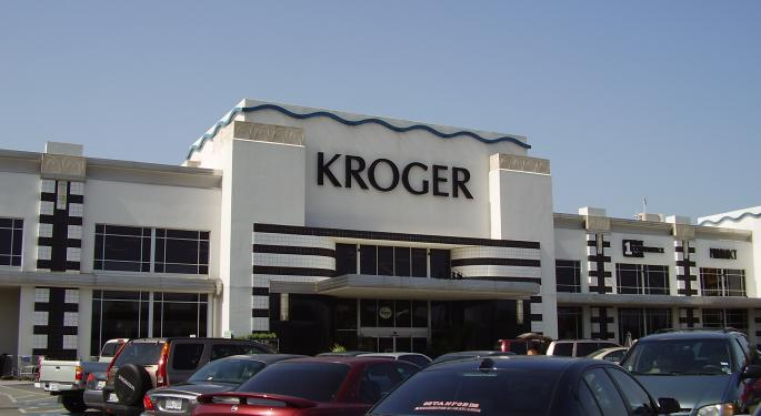What's Coming For Kroger? Oppenheimer Answers