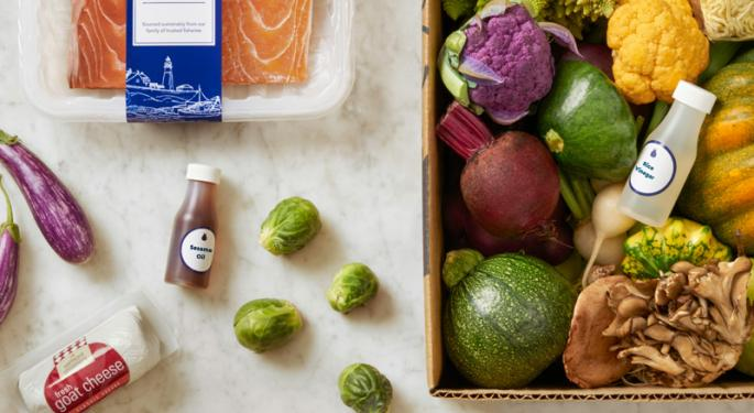 Blue Apron Announces CEO Dickerson's Resignation, Replacement With Etsy COO