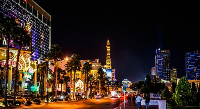 Vegas Strip Gaming Win Outpaces State Of Nevada In June