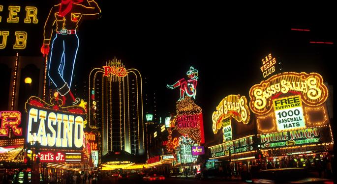 Vegas Strip Revenue Up 2% In September, But Downtown Continues To Dominate