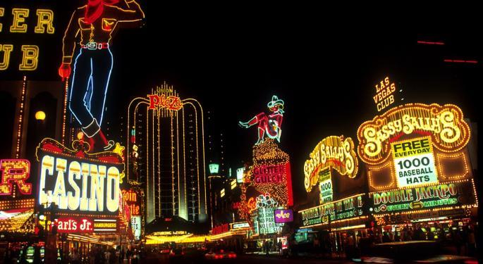 Las Vegas Strip Revenue Up 6.3% In May