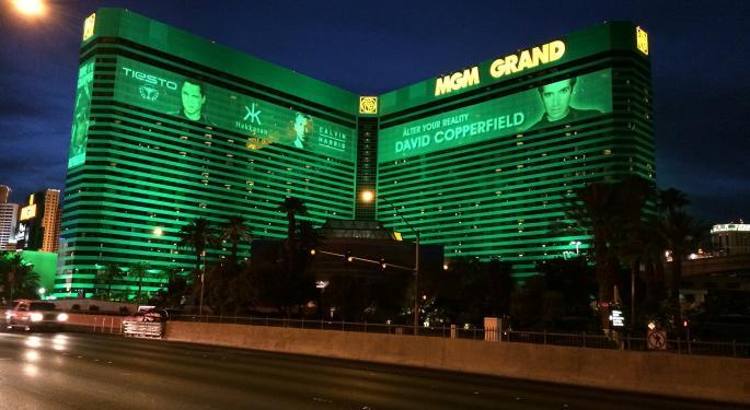 MGM Resorts Creates Sports Betting, Interactive Gaming Platform