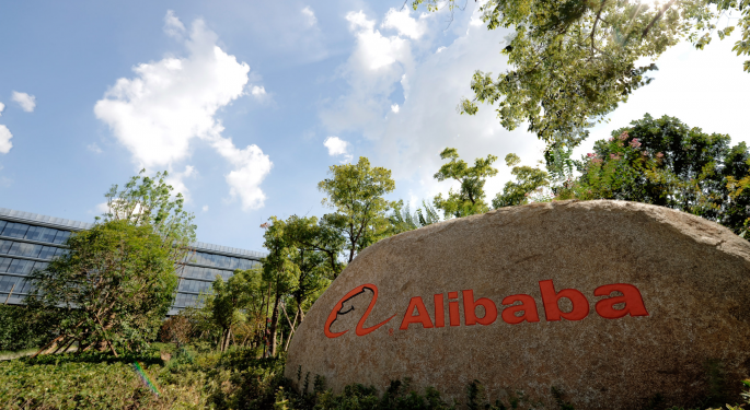 The Cloud Rains Opportunity For Alibaba; Wells Fargo Projects 21% Upside In Shares