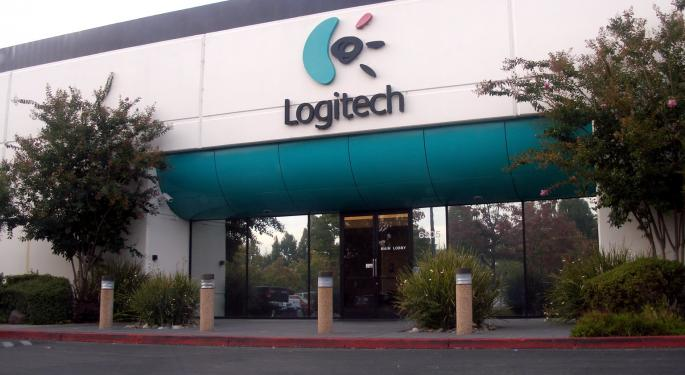 Logitech Is Ready To Show It Is Bigger Than Just Computer Mouses