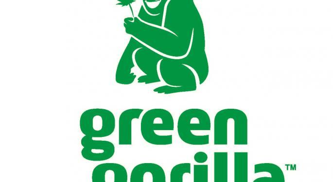 Organic CBD Producer Green Gorilla Signs $10M Distribution Deal For Europe, Scandinavia