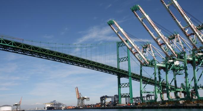 Port Report: July Imports Flat At The Los Angeles-Long Beach Gateway