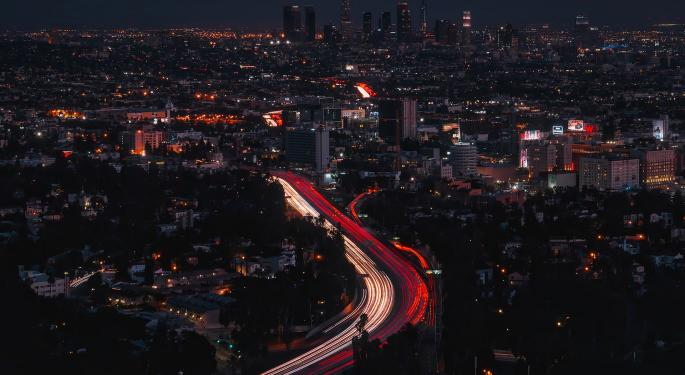 The City Of Angels Leads The Pack Of America's Most Aggressive Drivers