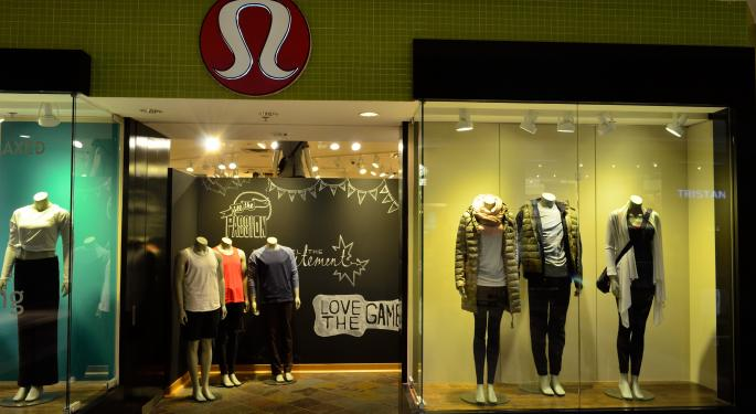 BofA Highlights Lululemon's Menswear Business, Store Flexibility Ahead of Q4 Print