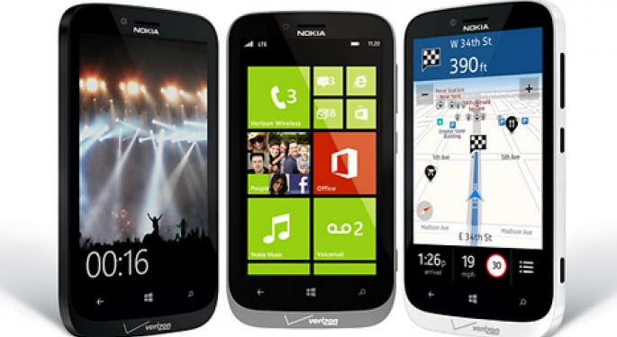 Nokia Brings the Lumia 820 to Verizon