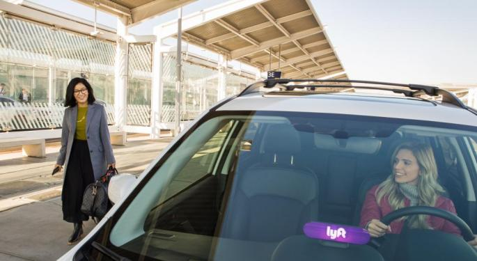 Wedbush Says 'Too Early To Be Over-Reactive' With Lyft