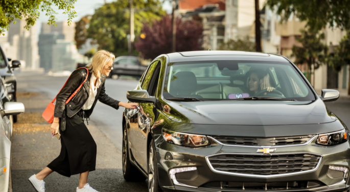 Lyft Steps Up Security In Deal With ADT