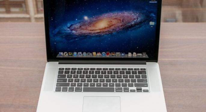 Taiwan Apple Supply Chain Makers Say Unlikely to See 30% Growth in 2012 MacBook Shipments