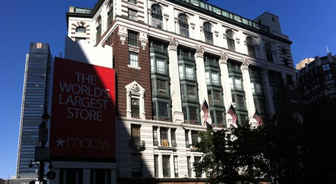 RBC Not Adding Macy's To Its Shopping Cart Despite M&A Rumors