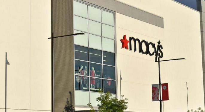 Macy's 'Innovation Ideas' Are Good But Not Good Enough, Morgan Stanley Says